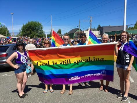 Gay Pride Parade 2017