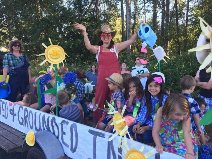Loving Tree School Parade