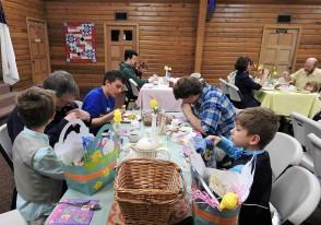 An Easter feast