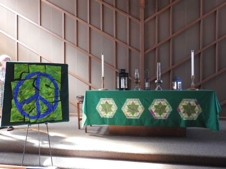 peace altar