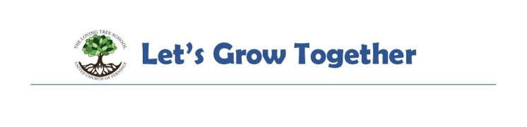 Let s Grow Together logo for newsletter
