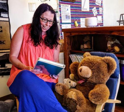 Susan Deamer Teacher's aid